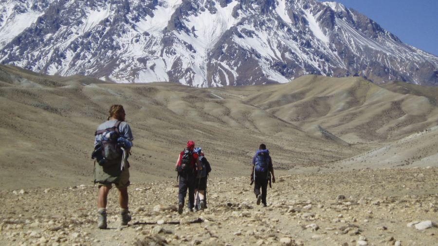 Aventures à réaliser : Trekking au Népal