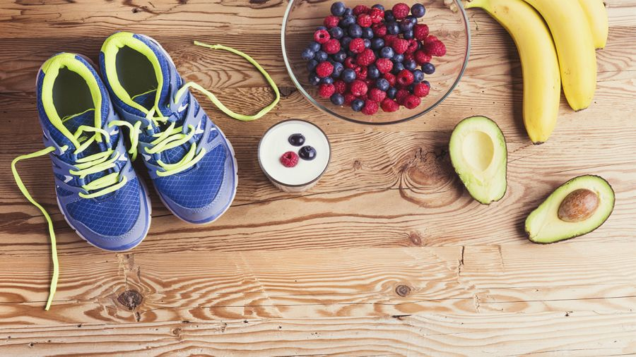 Nutrition sportive hivernale