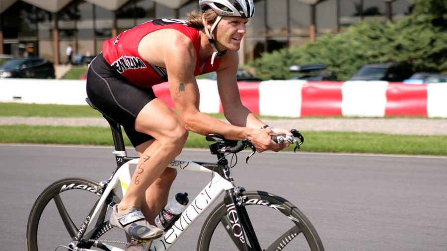 Triathlon : Plus qu'un ménage à trois