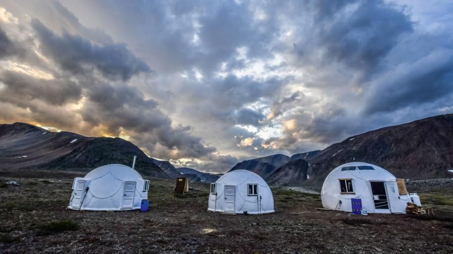Parcs nationaux du Nunavik : Le doux, la brute et le marin
