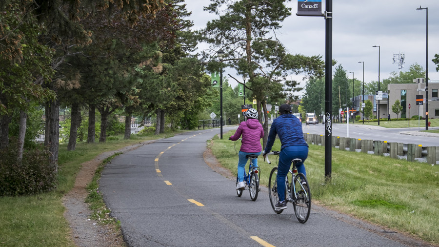 De nouvelles pistes cyclables à Montréal