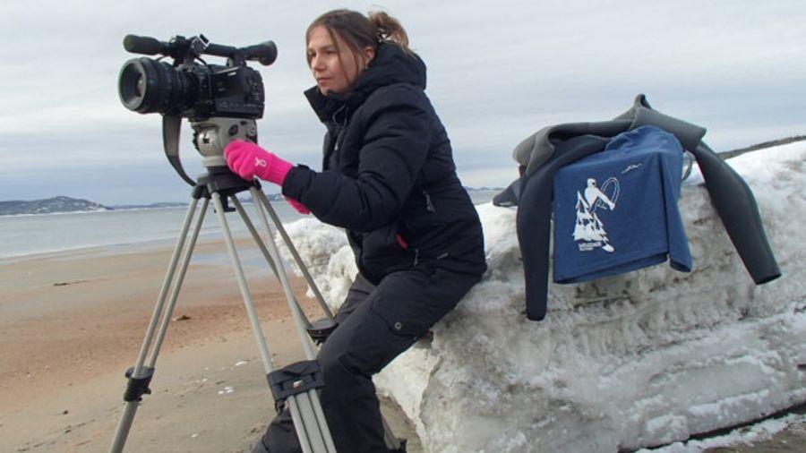 Une pionnière du surf québécois s'éteint