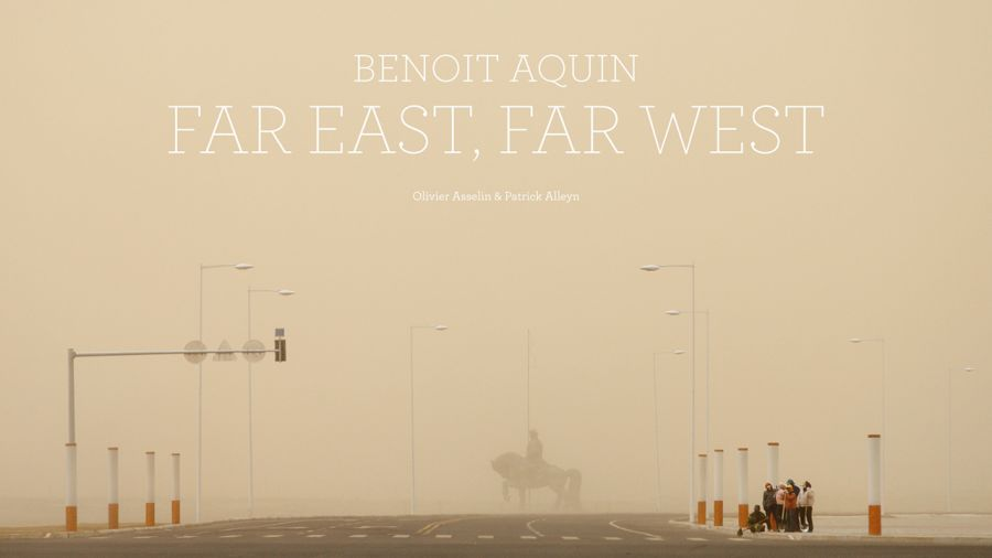 Lecture // Far East, Far West