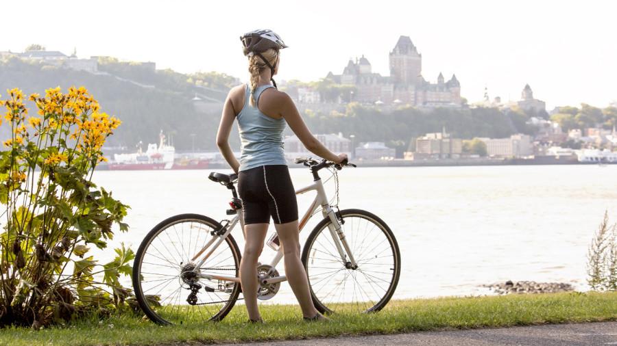 4,5 millions de cyclistes au Québec