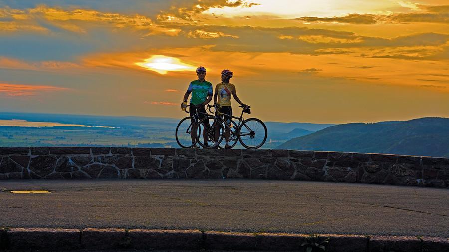 Parc de la Gatineau : le bonheur du vélo, sans les autos