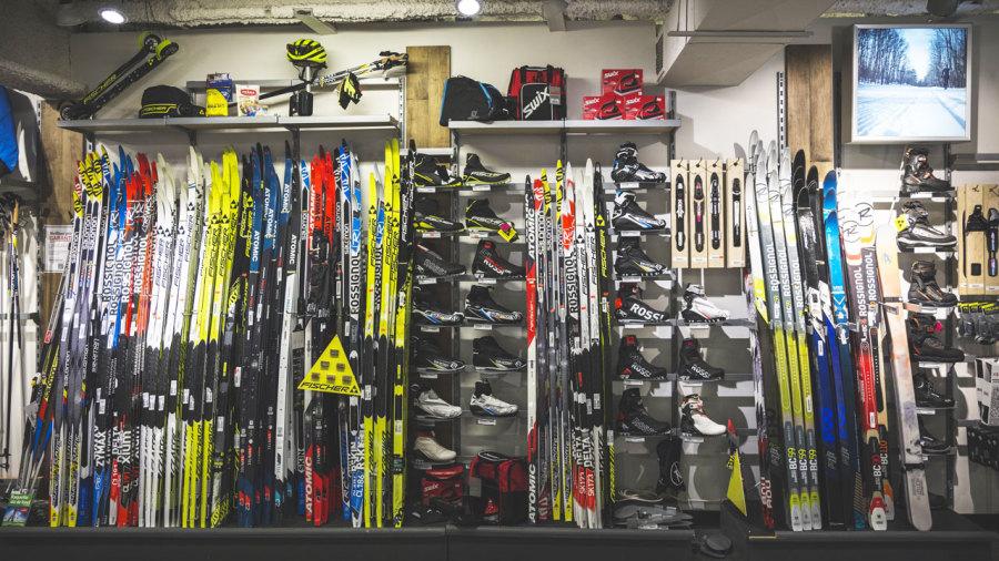 Bien choisir ses skis de fond