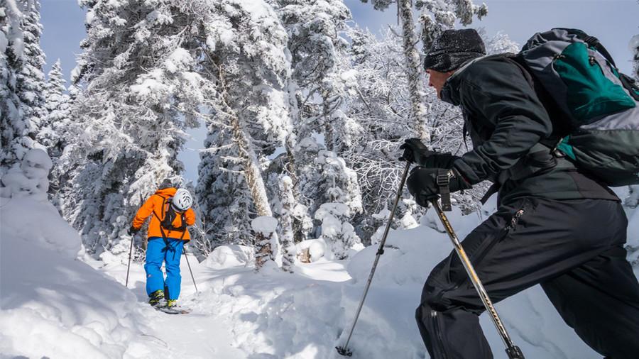 Festival de rando alpine de Tremblant : lentement mais sûrement