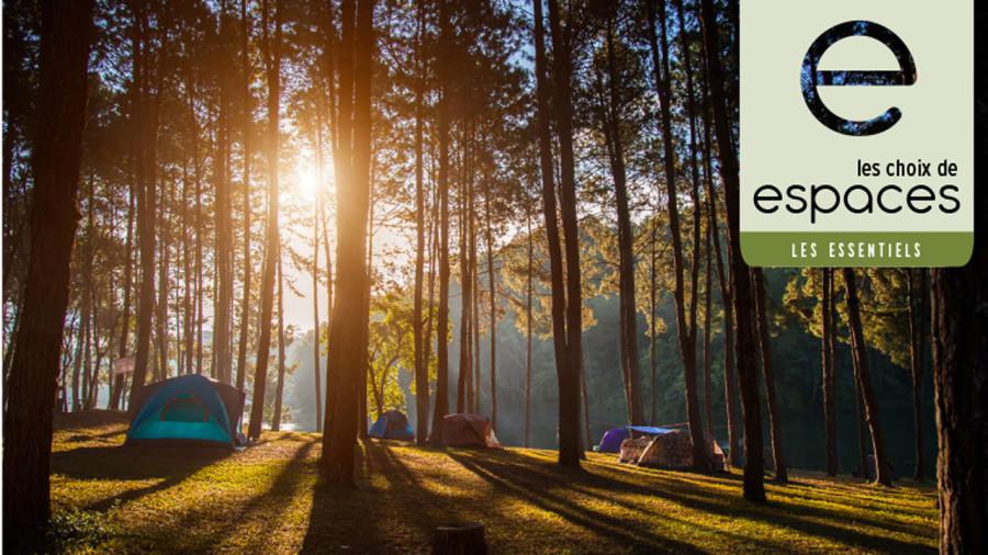 Liste des essentiels en camping