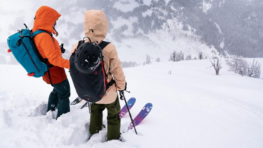 Arc'teryx Backcountry Academy : pour se perfectionner en ski hors-piste