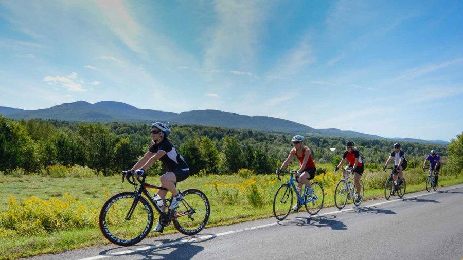 De Bromont à Sutton : défi cycliste dans les Cantons-de-l'Est