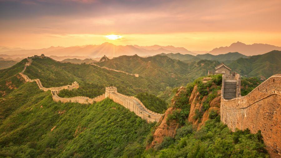 Les marathons les plus fous : La Grande Muraille de Chine