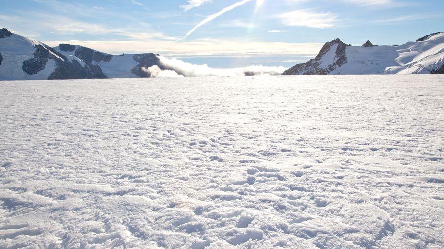 Forêt Montmorency : neige garantie