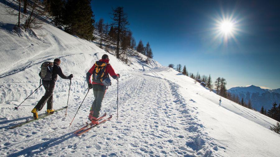 Ski de haute route - Trouver sa voie