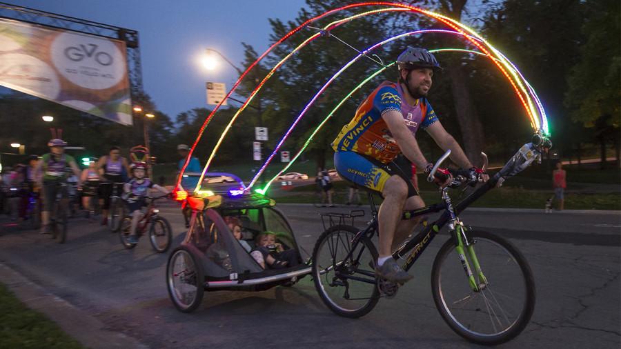 Tour de l'Île, Tour la Nuit… Le Festival Go vélo Montréal de retour cet été