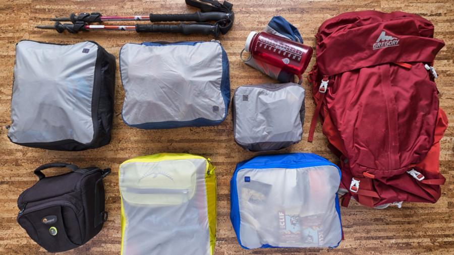 Savoir-faire : Compartimenter son sac à dos