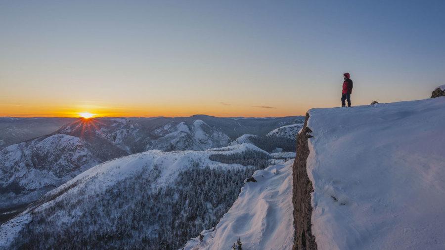 Raquette : 10 randonnées avec vue au Québec