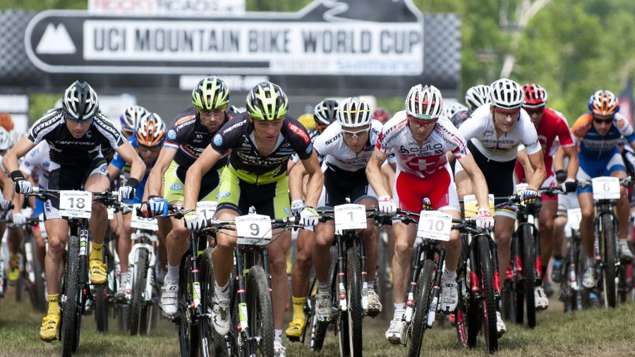 Vélirium : le Mont-Sainte-Anne fête le vélo de montagne