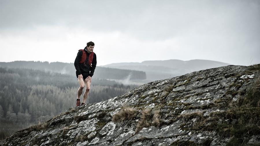 Une course d'ultra-trail ultra chère en Écosse