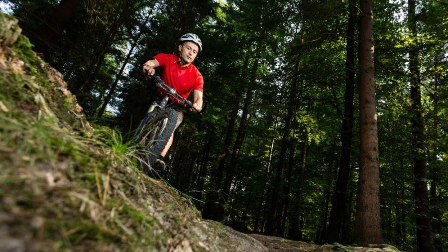 Vélo de montagne : Vallée Bras-du-Nord