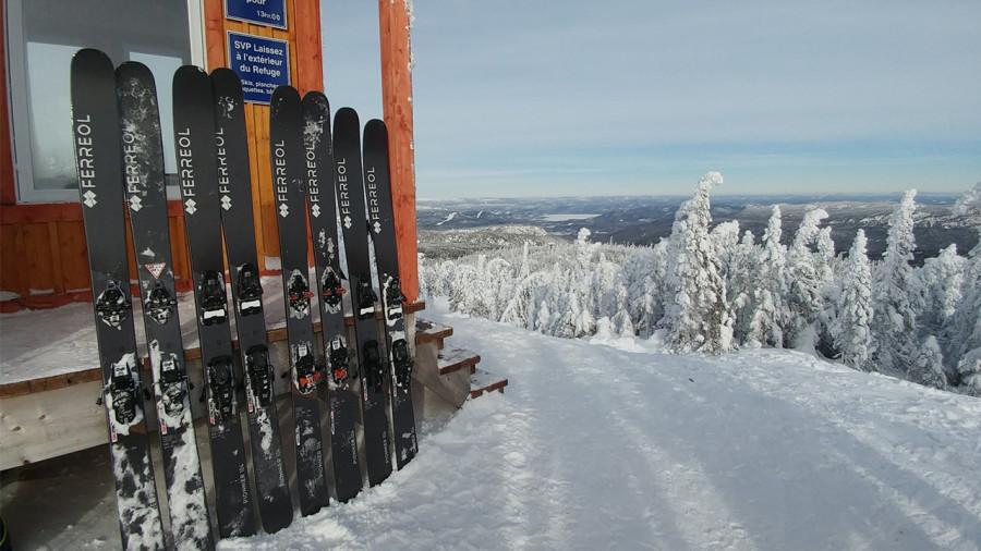 Ferreol : des skis québécois taillés pour l'aventure