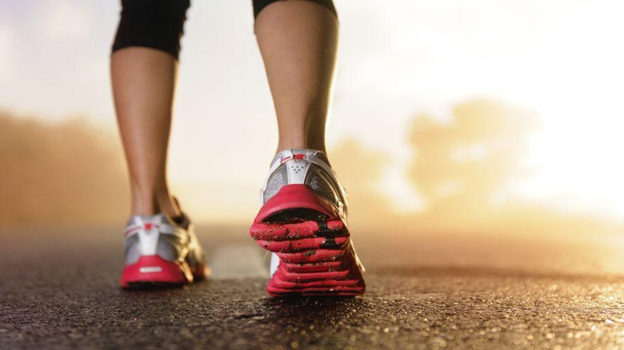 Courir au féminin