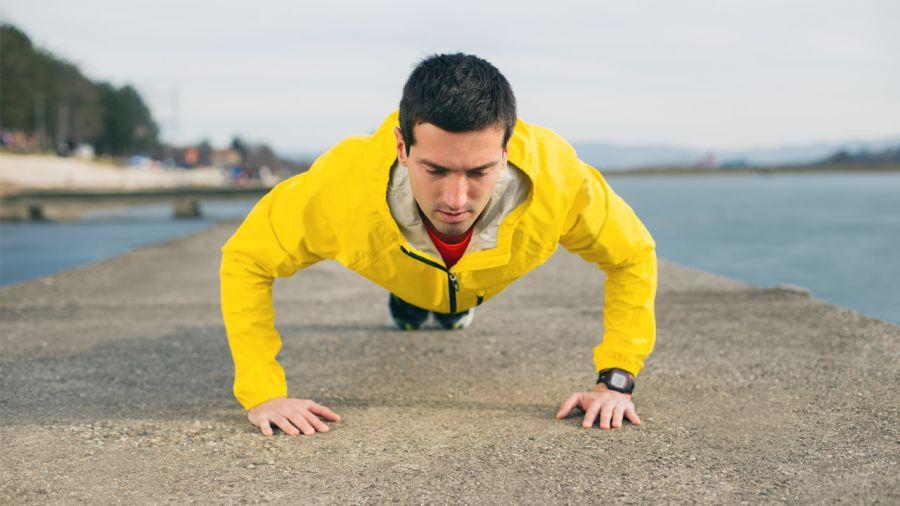 L'entraînement vu par la science : le push-up revisité