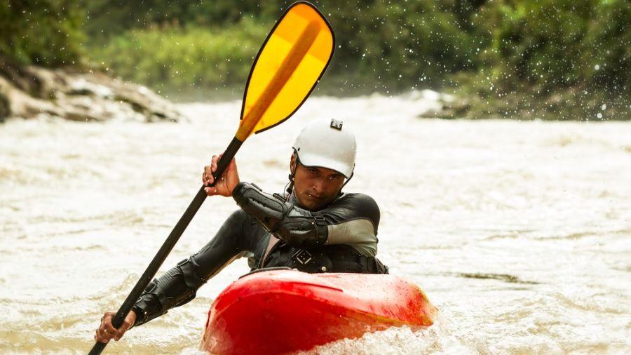 Kayak d'eau vive: Rivière Outaouais