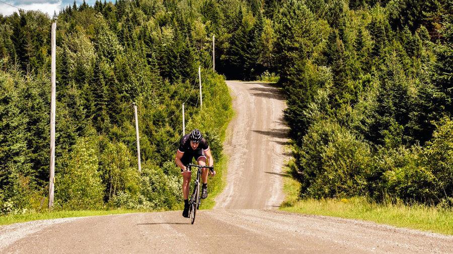 9 boucles de gravel bike pour explorer le Centre-du-Québec