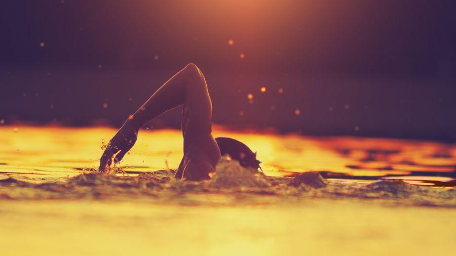 Nage en eau libre : se lancer à l'eau