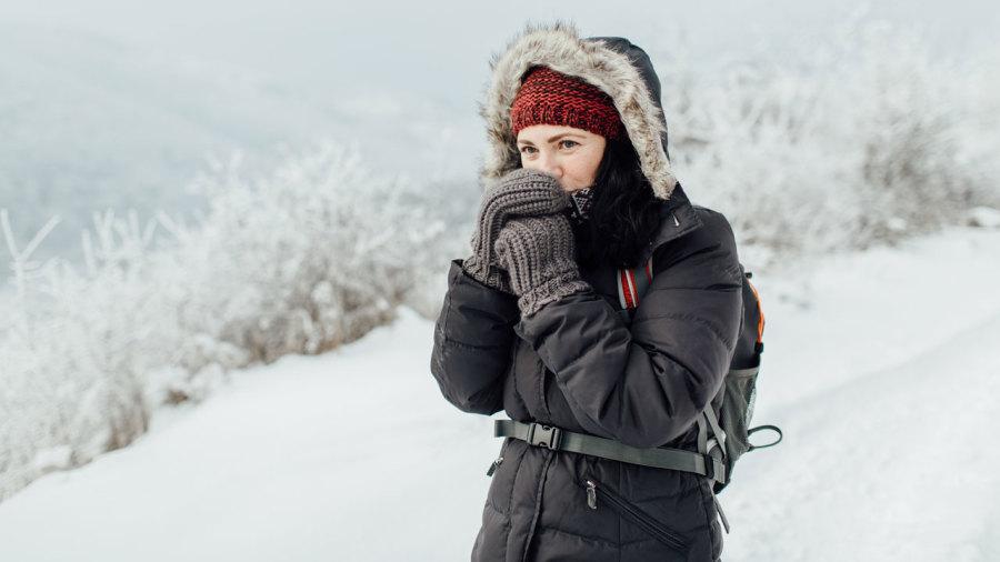Trucs et astuces pour se réchauffer en moins de 2 minutes