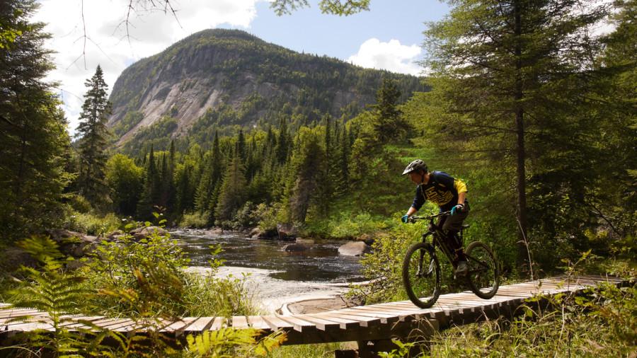 8 sentiers signatures de vélo de montagne au Québec