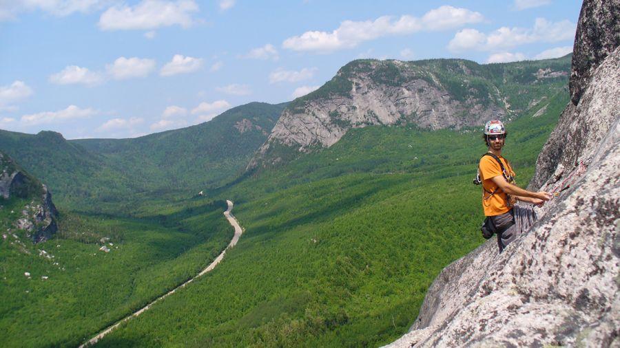 Les 10 plus belles parois d'escalade au Québec