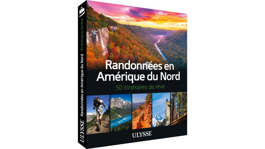 Livre : 50 randonnées de rêve en Amérique du Nord