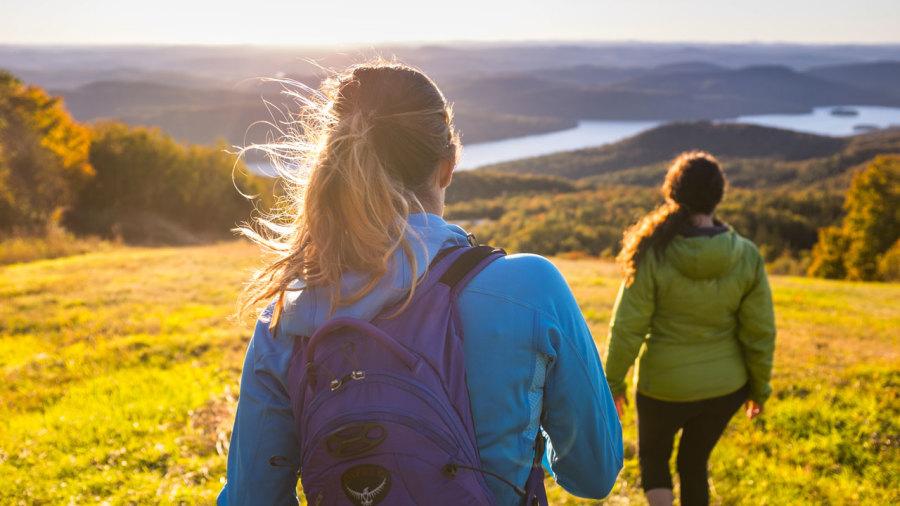 6 randonnées incontournables dans les Laurentides