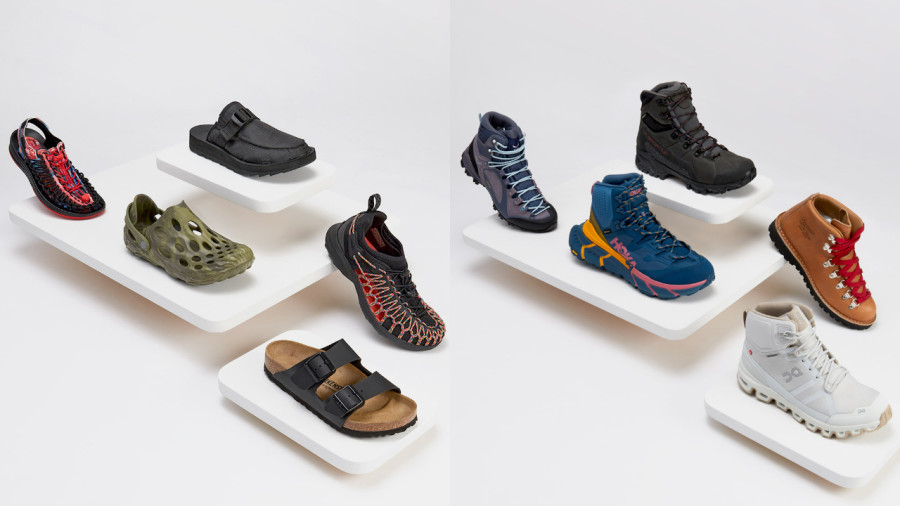 Guide d'achat randonnée: 25 souliers, bottes et sandales pour trouver chaussure à son pied