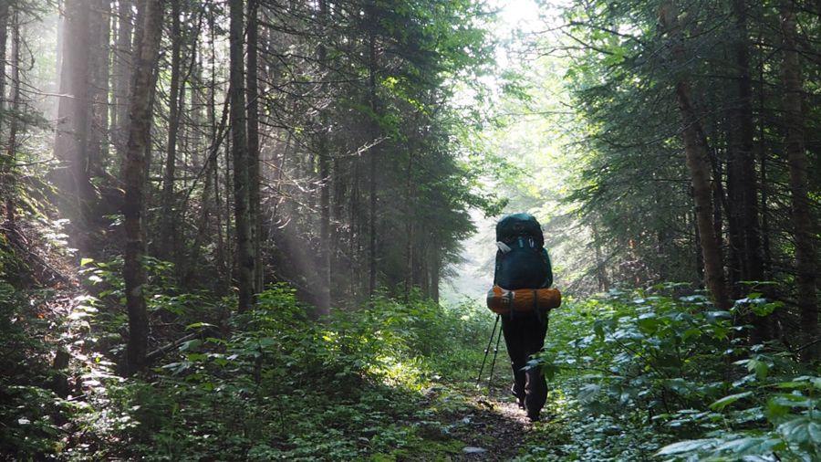 40 jours sur le Sentier international des Appalaches
