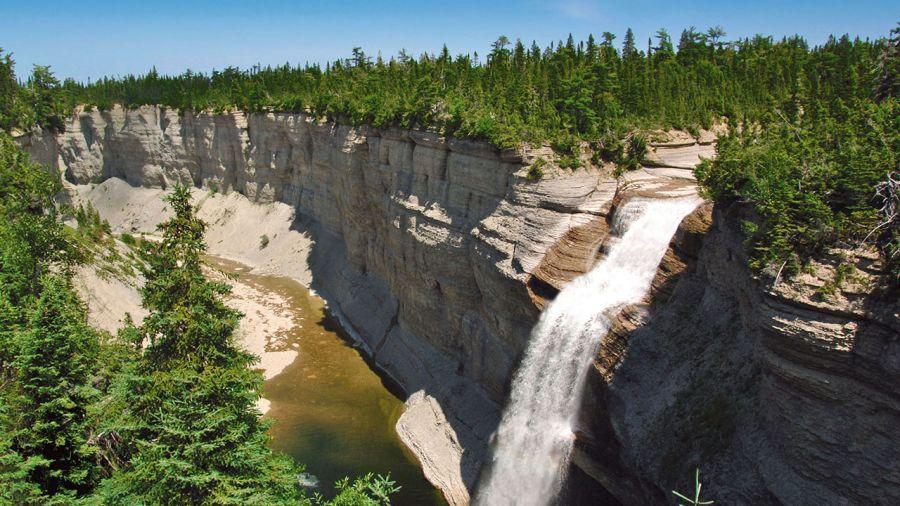 Randonnées tranquilles : Parc national d'Anticosti