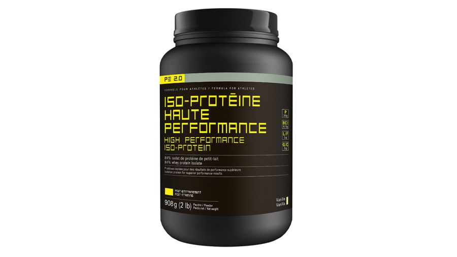ISO Protéine haute performance de Naturiste
