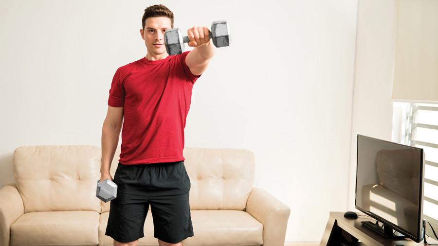 Le secret pour conserver endurance, force et muscles : l'intensité