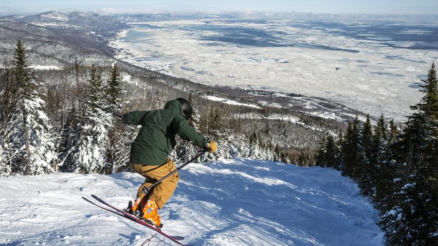 9 pistes de ski parmi les plus redoutables au Québec