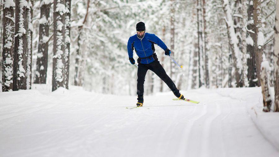 Du ski de fond, en veux-tu, en v'la!