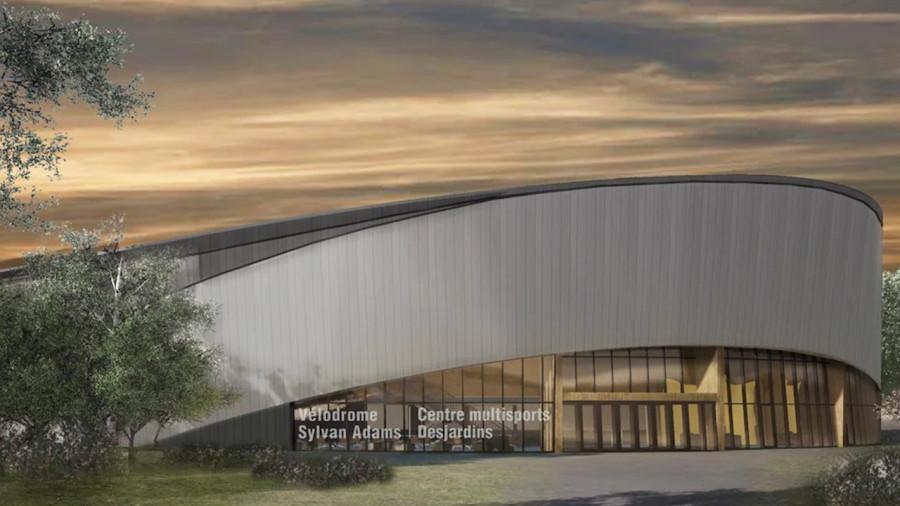 Les travaux du futur vélodrome couvert de Bromont commencent
