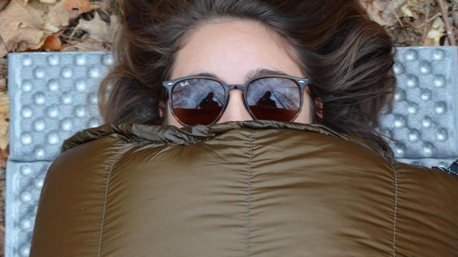 Un sac de couchage québécois sur mesure
