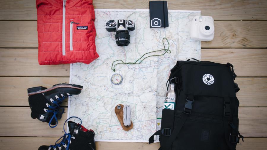 Liste des essentiels à apporter dans son sac de randonnée