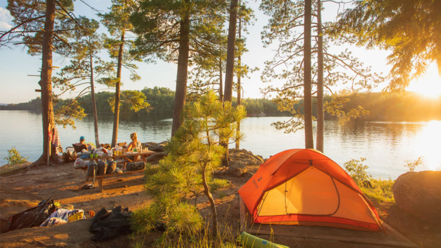 5 expériences de camping à vivre une fois dans sa vie au Québec
