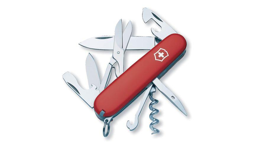 Gadget : couteau Climber de Victorinox