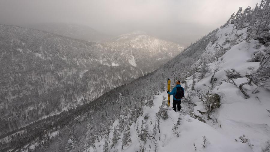 Alerte job de rêve : skier tout l'hiver au Québec pour collecter des données