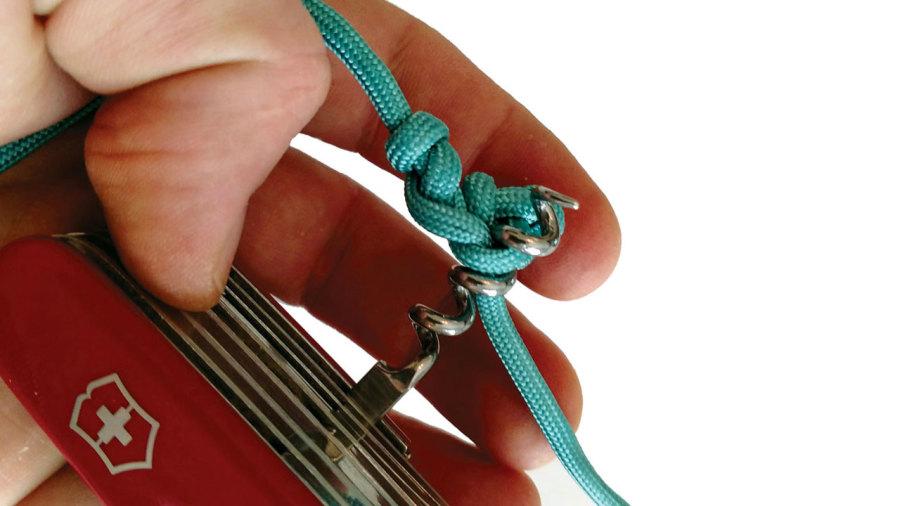 Comment défaire un noeud indénouable ?