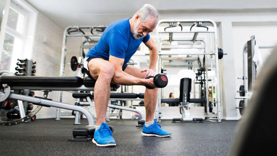 Se muscler après 50 ans ?