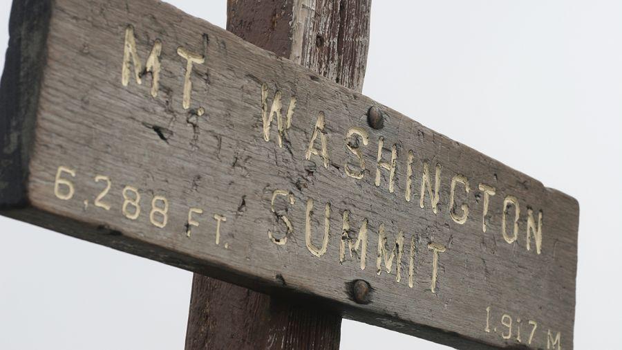 Cauchemar sur le mont Washington